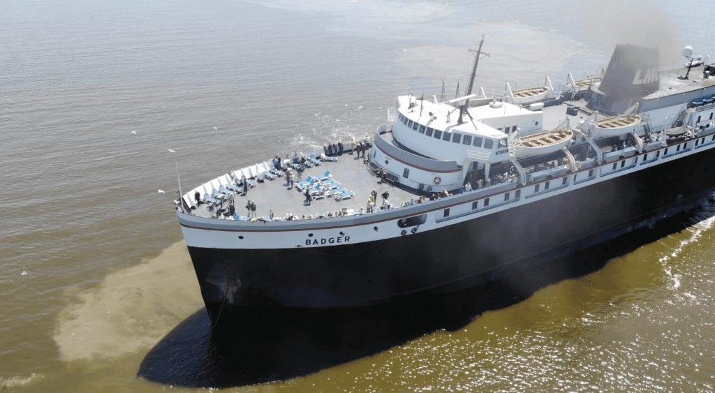 S.S. Badger Car Ferry