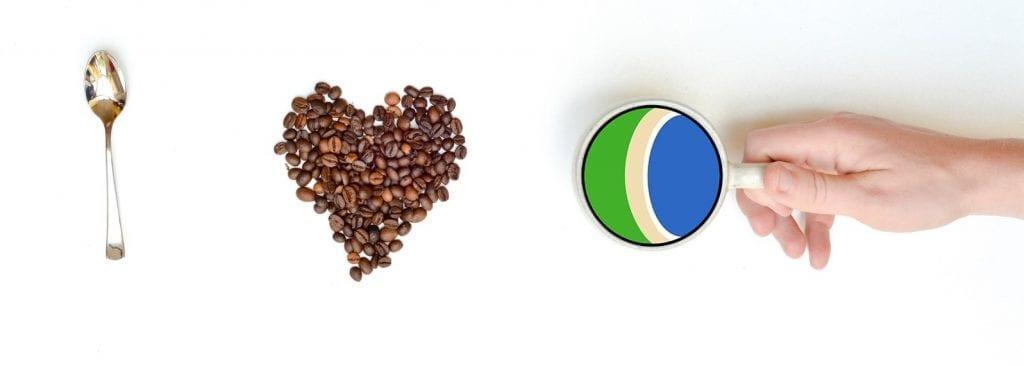 I love coffee on the coast