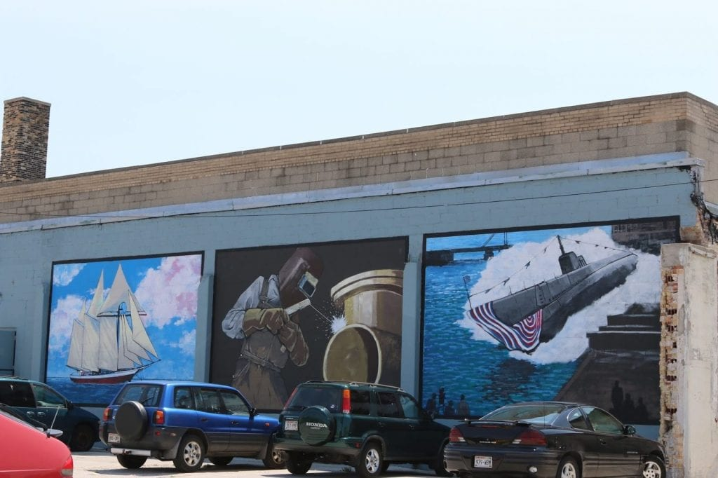 Maritime Triptych