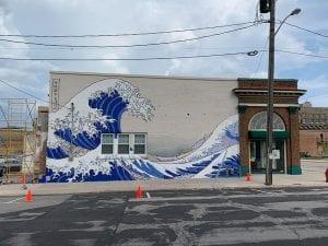 Sister-City Mural