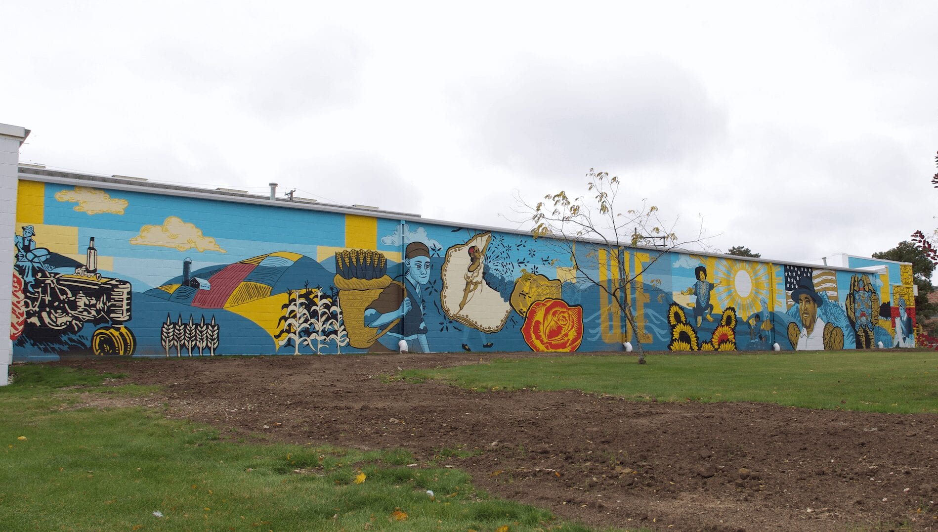Unity Mural