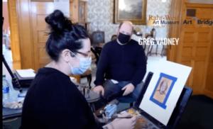Painting With Sonia Vasquez