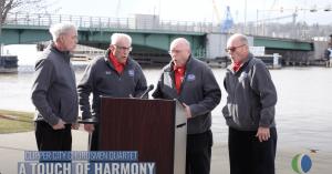 Clipper City Chordsmen Quartet: A Touch of Harmony