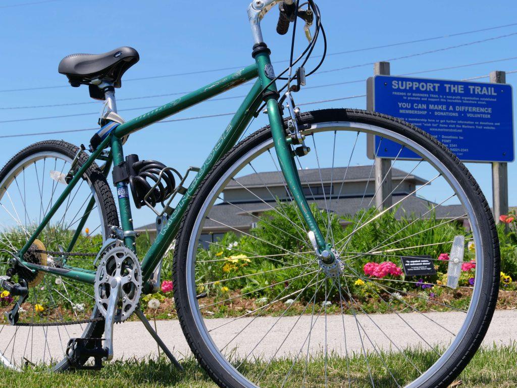 Bike the Mariners Trail