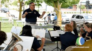 SNAPSHOT Two Rivers Municipal Band